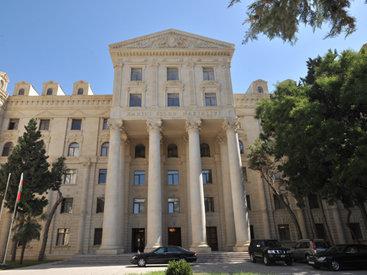 МИД: Азербайджан ждет от МГ ОБСЕ активных действий