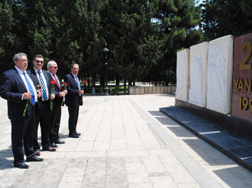 Города Азербайджана и Израиля стали побратимами - ФОТО