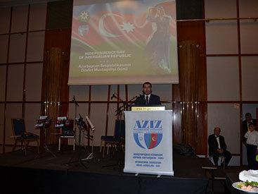В Тель-Авиве отметили День независимости Азербайджана - ОБНОВЛЕНО - ФОТО