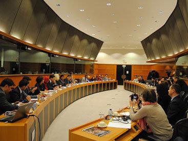 В рамках международной конференции в Европарламенте обсудили трагедию в Ходжалы - ФОТО