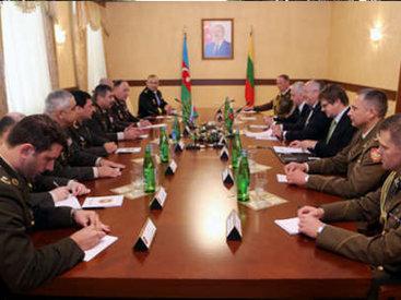 Литва является важным партнером Азербайджана в Европе - ФОТО