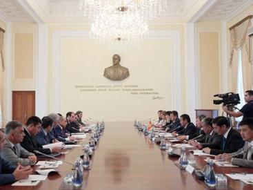 Азербайджан и Кыргызстан обсудили развитие сотрудничества