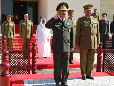 Азербайджан и Бахрейн расширяют военное сотрудничество - ФОТО