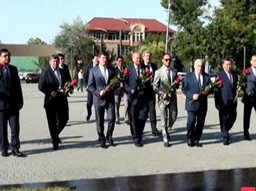 В Габале собрались старейшины из тюркоязычных государств - ФОТО