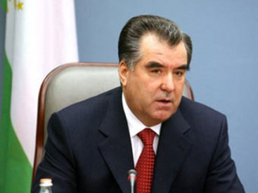 Президент Таджикистана посетит Азербайджан