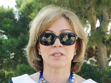 """Ирада Ахундова: """"Азербайджанская интеллигенция стала активнее участвовать в работе диаспоры"""""""