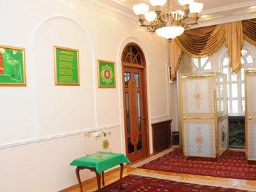 В Баку проголосуют на выборах в парламент Туркменистана - ФОТО