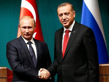Эрдоган собрался к Путину - ОБНОВЛЕНО