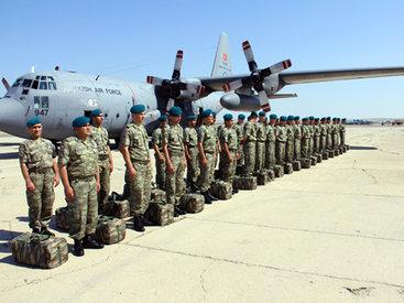 Азербайджанские миротворцы в Афганистане вернулись - ВИДЕО