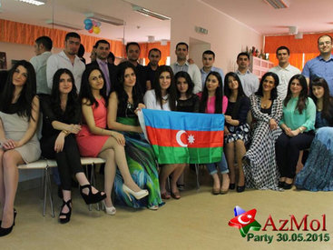 В Таллине отметили Национальный праздник Азербайджана - ФОТО