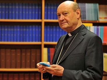 Президент Понтификского совета по культуре Ватикана написал письмо Президенту Азербайджана