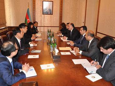 Азербайджан и Вьетнам обсудили развитие двусторонних связей