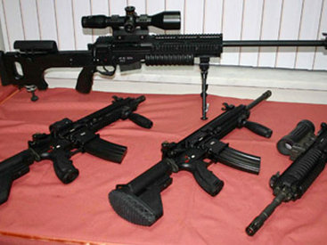 Азербайджан закупил у Турции крупную партию оружия