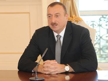 """Проект """"Молодежь за Ильхама Алиева"""": Ильхаму Алиеву нет альтернативы – ВИДЕО"""