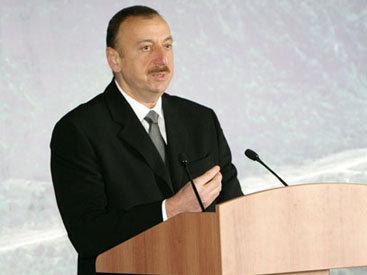 Президент Азербайджана наградил медалью ряд сотрудников Госкомитета по проблемам семьи, женщин и детей