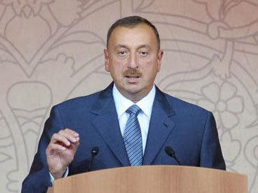 Президент Азербайджана присвоил звания сотрудникам Государственного таможенного комитета