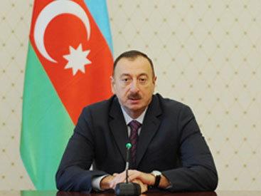Президент Ильхам Алиев выразил соболезнования Президенту ЮАР