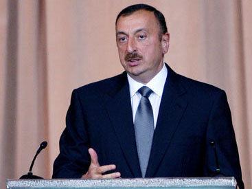 Президент Азербайджана наградил ряд сотрудников Министерства молодежи и спорта