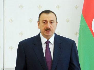 Президент Азербайджана наградил орденом Агабека Аскерова