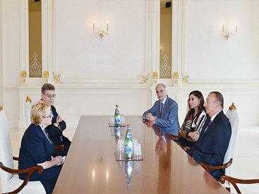 Президент Ильхам Алиев принял министра здравоохранения России - ФОТО - ВИДЕО - ОБНОВЛЕНО