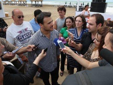 """EMIN: """"Евровидение"""" в Баку - это событие тысячелетия - ФОТО"""