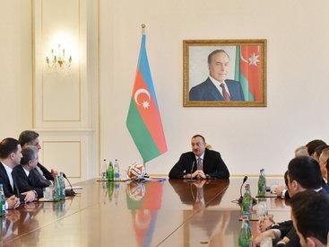 """Президент Ильхам Алиев: """"Развитие футбола является государственной политикой в Азербайджане"""" - ОБНОВЛЕНО - ВИДЕО - ФОТО"""