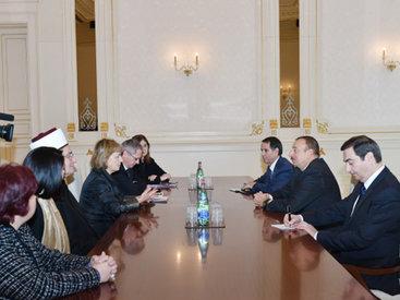 Президент Ильхам Алиев принял делегацию во главе с первым вице-премьером Хорватии - ОБНОВЛЕНО - ФОТО