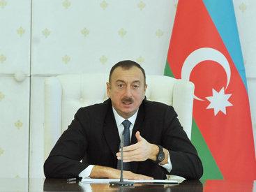 """Президент Ильхам Алиев: """"Уверен, что 2014 год также будет успешным для нашей страны"""" - ОБНОВЛЕНО – ФОТО"""
