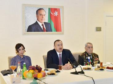 """Президент Ильхам Алиев: """"Мы ведем борьбу с армянским фашизмом и мстим за наши жертвы"""" - ОБНОВЛЕНО - ФОТО - ВИДЕО"""