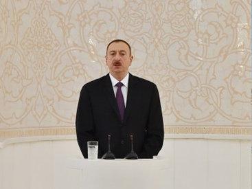"""Президент Ильхам Алиев: """"Азербайджан вносит свой ценный вклад в укрепление межрелигиозного диалога на международной арене"""" - ОБНОВЛЕНО - ВИДЕО - ФОТО"""