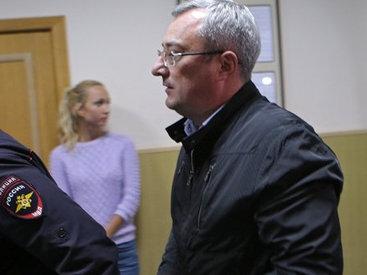 Суд Москвы арестовал главу Коми
