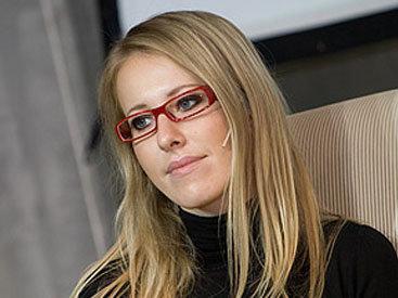 """Скандально известную телеведущую Ксению Собчак выгнали из """"Дома-2"""""""