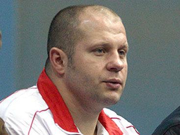 Стало известно состояние госпитализированного с COVID-19 Федора Емельяненко
