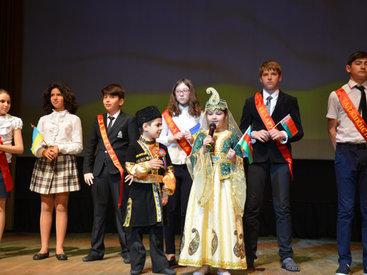Азербайджанцы Украины на фестивале в Киеве - ФОТО