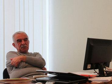 """Зия Шихлинский: """"После этих моих слов Таир Салахов долго смеялся..."""" - ИНТЕРВЬЮ - ФОТО"""