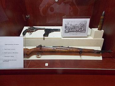 Как освобождали Баку.Масштабная выставка в Музее истории - РЕПОРТАЖ - ОБНОВЛЕНО - ФОТО