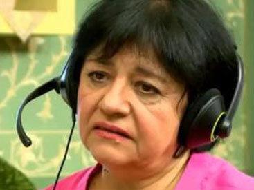 """Almaz Mustafayeva: """"Bu serial ilə ikinci həyatımı yaşayıram"""""""