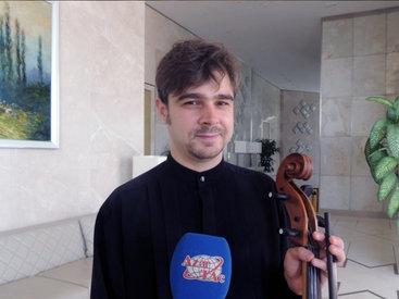 Австрийский музыкант восхищен Габалинским фестивалем