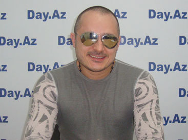 """Популярный репер Мири Юсиф стал гостем передачи """"Shock-show"""" на Day.Az Radio - Запись передачи"""