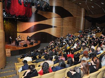 Участники 8-й сессии комитета ЮНЕСКО насладились вечером мугама в Баку
