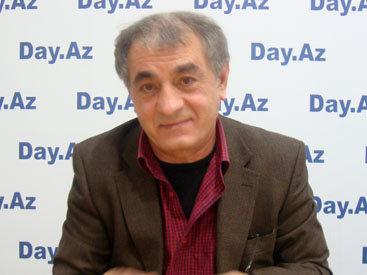 Day.Az наградил актера Фахраддина Манафова