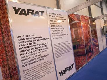 YARAT принимает активное участие в выставке BakuTel - ФОТО