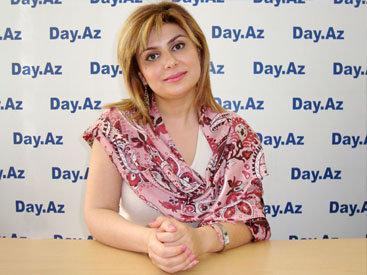 Азербайджанская телеведущая о том, почему ей запрещено бывать на пляже