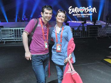 """Определены азербайджанские комментаторы """"Евровидения 2012"""" - ФОТО"""
