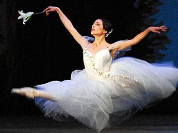 Азербайджанская звезда Большого театра станцует в Баку Жизель - ФОТО