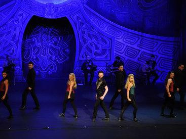 """Rhythm of the Dance"" подарили ураган эмоций гостям Евроигр - ФОТО"