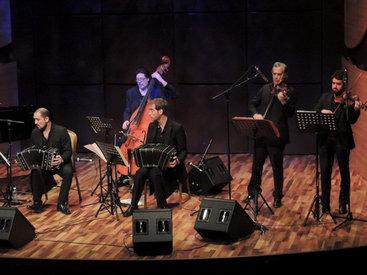 """Невероятный концерт """"Sexteto Mayor"""" в Международном Центре Мугама в рамках Евроигр – РЕПОРТАЖ - ФОТО"""
