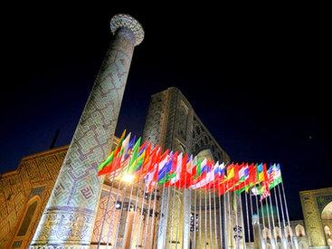 Буйство красок на музыкальном фестивале в Узбекистане - ФОТО