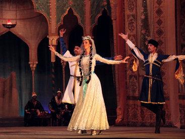 """""""Девичья башня"""" стала великолепным посвящением памяти легендарной балерины – ФОТО"""