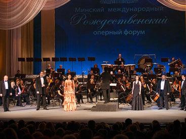 Азербайджан примет участие в Минском оперном форуме